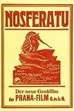Nosferatu Movie Max Schreck 1922 Poster Print Oben Poster Print, 61x92 cm