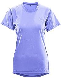 Haglöfs L.I.M Strive - T-shirt manches courtes - violet 2017 tshirt manches courtes