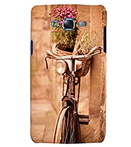 Citydreamz Bicycle Abstract Design Hard Polycarbonate Designer Back Case Cover For Samsung Galaxy Grand 2 G7102