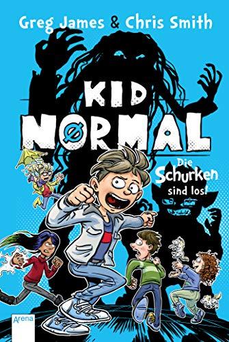 Kid Normal (2). Die Schurken sind los!