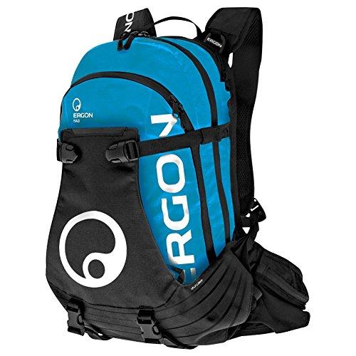 Ergon BA3 Enduro Ergo Fahrrad Rucksack blau