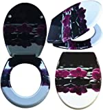 WC Sitz mit Absenkautomatik MKP 022 Toilettendeckel Toilettensitz