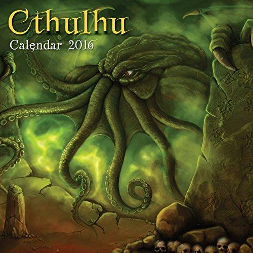 Cthulhu Wall Calendar 2016 (Art Calendar)