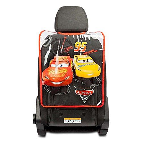 Disney Cars CARS105 Rückenlehne Sitz Auto, Rot