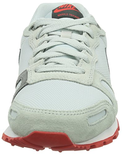 Nike Air Waffle Trainer, Chaussures de running homme Gris (Pure Platinum/Anthracit-Cool Grey-Challange)