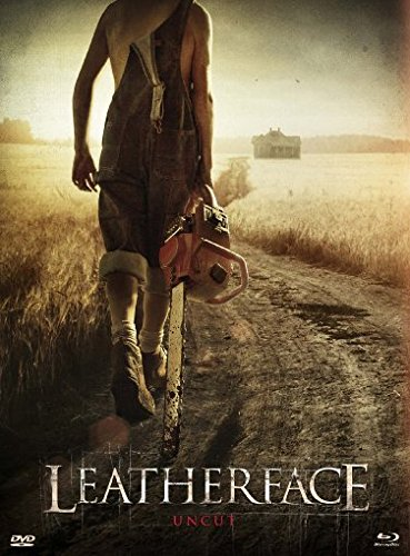 Leatherface - The Source of Evil - Mediabook (+ DVD) [Blu-ray] [Limited Edition]