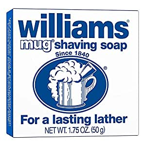 Williams - Mug Savon De Rasage - 1,7 Oz