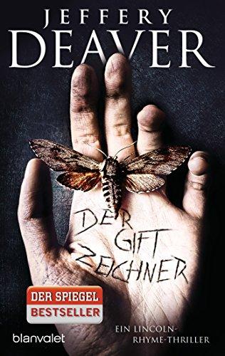 der-giftzeichner-ein-lincoln-rhyme-thriller