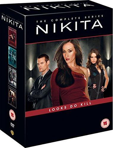 Nikita: Seasons 1-4 [Edizione: Regno Unito]
