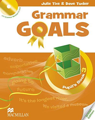 GRAMMAR GOALS 3 Pb Pk por N Taylor