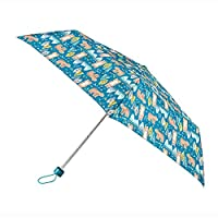totes Supermini Bear Print Umbrella (3 section)