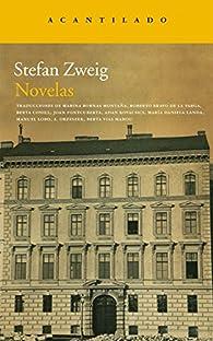 Novelas par Stefan Zweig