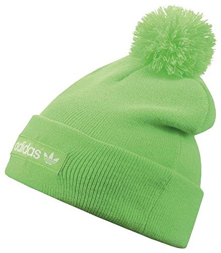 "Adidas Cappello invernale ""WV Logog BA PPN"" OSFW- Donne green"