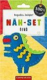 Näh-Set: Filzanhänger Dino (100% selbst gemacht)