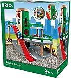 Brio - 33204 - Jeu de Construction - Garage Rail / Route