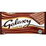 Galaxy Milk Chocolate (390g) - Pack of 2