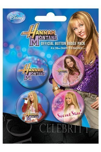 hannah-montana-secret-star-badge-pack-4-x-38mm-badges