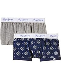 Pepe Jeans London Pack x 2 Bóxers Jett