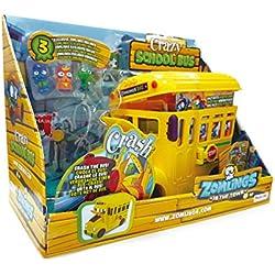 Zomlings - Crazy School Bus (Magic Box INT Toys P00899)