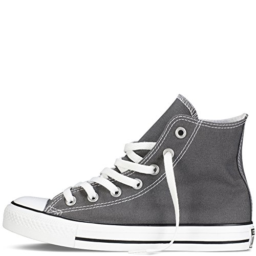 Converse AS HI CAN OPTIC. WHT M7650, Unisex-Erwachsene Sneaker Anthrazit