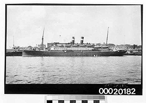 poster-indarra-steamship-australasian-united-steam-navigation-company-walsh-bay-sydney-australia-mar