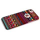 Cover Affair Designer Aztec Printed Slim Light Weight Back Cover for Apple iPhone 7(Pink, White, Blue, Black)