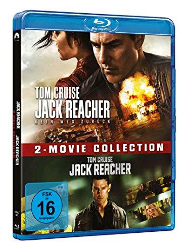 Jack Reacher / Jack Reacher: Kein Weg zurück - 2-Movie Collection [Blu-ray]: Alle Infos bei Amazon