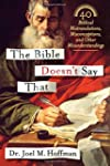 The Bible Doesn't Say That: 40 Biblic...
