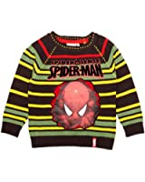 Marvel Spiderman Jungen SWEATER , Kent