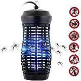Greatever Elektrischer Insektenvernichter - Mücken & Fliegenfänger – Insektenfalle zum
