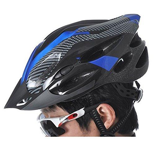 dreamw orldeu MTB Bike Cycling Helmet–Casco de bicicleta para casco, azul