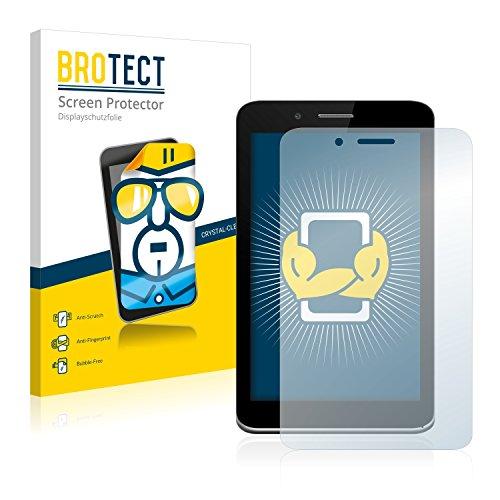 BROTECT Schutzfolie kompatibel mit Allview Viva H7 Xtreme [2er Pack] klare Bildschirmschutz-Folie