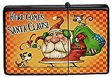 Accendino Benzina Ricaricabile Antivento Arriva Babbo Natale