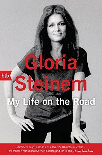 Buchseite und Rezensionen zu 'My Life on the Road' von Gloria Steinem