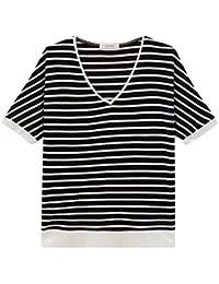 Promod T-Shirt aus fließendem Stoff