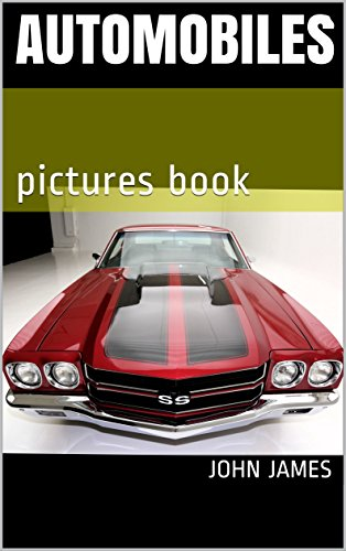automobiles-pictures-book-english-edition
