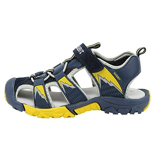 D'été Ultraléger Sandales Coloré Plates Respirant Outdoor Randonnée Plage Chaussures De Sport Pour Enfants Unisexe Fille Garcon