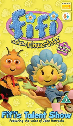 Fifi and the Flowertots - Fifi's Talent Show [VHS]