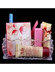Kosmetische Kosmetik Organizer Schmuckkasten Box Case Halter Aufbewahrung Acryl