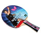 #5: Butterfly Nakama S-7 Table Tennis Racket - Sapphira 1.9mm Rubbers - ITTF Approved