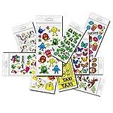 style4Bike Fahrradaufkleber Sticker Sets in bunt | 60 Motiv Sets | frei konfigurierbar | Fahrrad Aufkleber