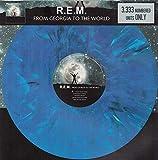 R.E.M. - From Georgia To The World - Live - Limitiert und nummeriert (3333 Stück) Blue Marble Vinyl [Vinyl LP]