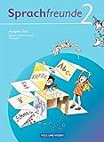 Sprachfreunde - Ausgabe Süd 2010 (Sachsen, Sachsen-Anhalt, Thüringen): 2. Schuljahr - Sprachbuch