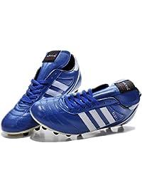 yurmery zapatos para hombre Kaiser 5Liga FG Fútbol Royal azul botas de fútbol