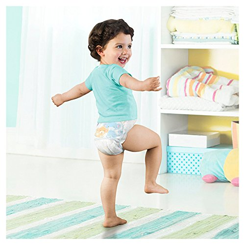 Pampers Premium Protection Active Fit Nappies, Monthly Saving Pack – Size 5+, 124 Nappies