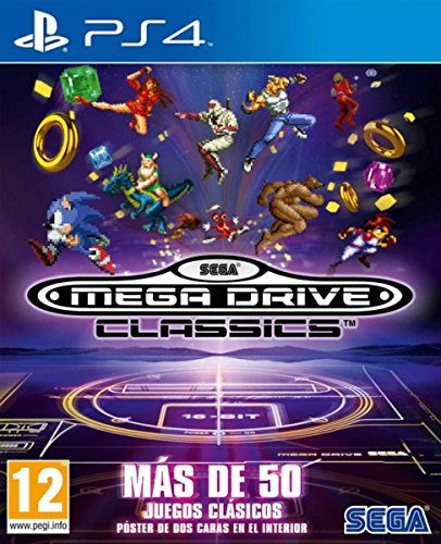 Sega Mega Drive Classics (precio: 29,90€)