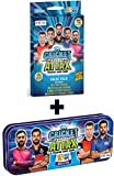 #8: Topps Cricket Attax IPL CA 2017 School Tin Combo Value Pack, Multi Color (Pack of 2)