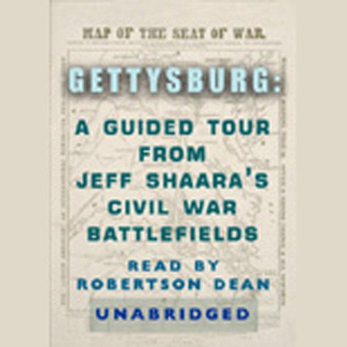 Gettysburg  Audiolibri