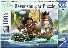 Ravensburger 10943 - Puzzle Vaiana y Maui 100 piezas