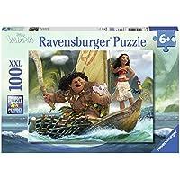 Ravensburger Italy 10943 - Puzzle per Bambini Vaiana, 100 Pezzi